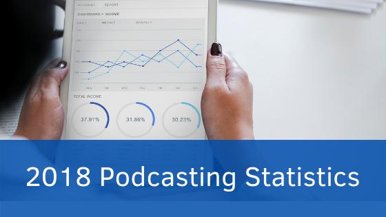 2018 Podcasting Statistics